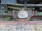 2017-10-12 (153) Alex. Friedmann narrow gauge wagon bearing at Bahnhof Kienberg-Gaming.jpg