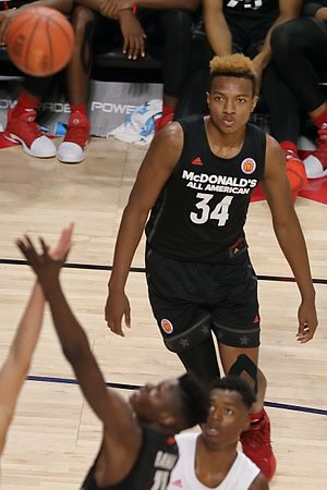 2017 McDonald's All-American Boys Game - Wendell Carter