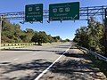 2018-10-18 11 59 21 View north along U.S. Route 15 Business and U.S. Route 29 Business (Lee Highway) at the exit for U.S. Routes 15, 17 and 29 SOUTH (Culpeper, Fredericksburg) in Warrenton, Fauquier County, Virginia.jpg