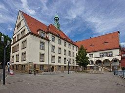 Wilhelm-Geiger-Platz in Stuttgart