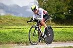 20180924 UCI Road World Championships Innsbruck Women Juniors ITT Daniela Leitane DSC 7603.jpg