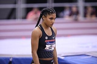 Tara Davis American track and field athlete
