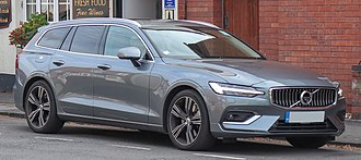 Volvo V60 - 2018 Volvo V60 Inscription