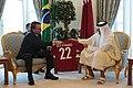 2019 Encontro Privado com Sua Alteza o Xeique Tamim Bin Hamad Al Thani, Emir do Catar - 48987391432.jpg