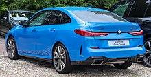 2020 BMW M235i xDrive Gran Coupe сзади. JPG