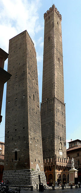 8015a6b8404f50 Two towers of Bologna