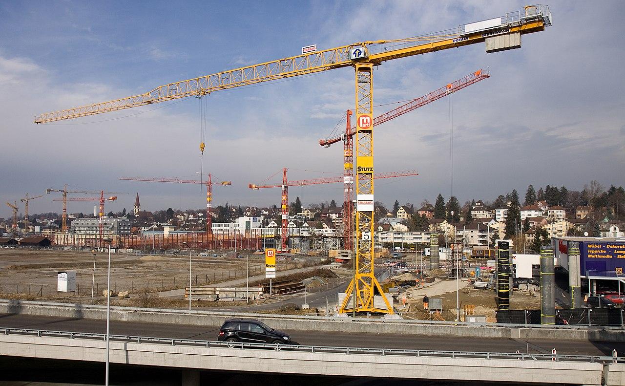 Datei3 Etappe Glattalbahn Wallisellen Glattzentrumjpg Wikipedia