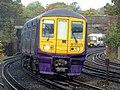 319369 and 319 number 370 Bedford to Sevenoaks 1E62 passes 465906 (15605258842).jpg