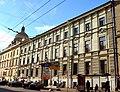 3367. St. Petersburg. Malaya Morskaya Street, 21.jpg