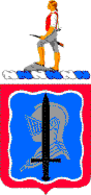 368th Military Intelligence Battalion (United States) - 368th Military Intelligence Battalion coat of arms