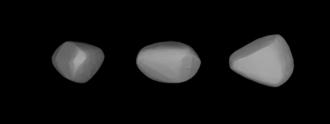 435 Ella - A three-dimensional model of 435 Ella based on its light curve