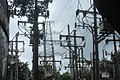 46 SZ 深圳 Shenzhen 龍崗 Longgang 西環路 Xihuan Road June 2017 IX1 04 electric power substation supply.jpg