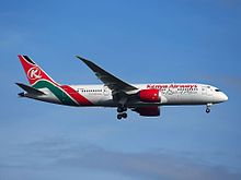Kenya Airways - Wikipedia