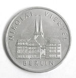 5 Mark DDR 1987 - Nikolaiviertel-vs.jpg