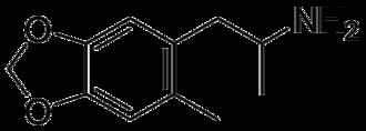 6-Methyl-MDA - Image: 6 Methyl MDA