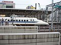 700 series train at Tokyo Station 01.jpg