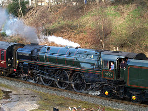 Nr. 71000 Duke of Gloucester