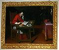 7315 - Milano - S. Maria della Passione - Daniele Crespi, Il digiuno di San Carlo - Foto Giovanni Dall'Orto, 26-Feb-2008.jpg