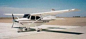 Luscombe 11 - Luscombe 11E prototype