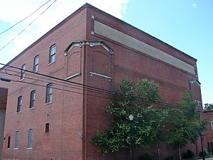 National Register of Historic Places listings in Lancaster, Pennsylvania - Image: 820 N Prince Lancaster PA