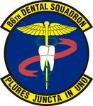 86 Dental Sq emblem.png