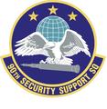90 Security Support Sq emblem.png