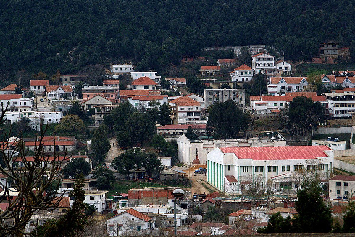 Ain Draham Tunisie