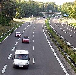 A11 Motorvej Tyskland Wikipedia S A11 Motorvag Tyskland As