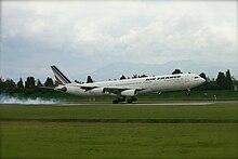 un Airbus A340