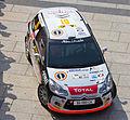 ADAC Rallye Deutschland 2013 - Fahrerpräsentation auf dem Roncalliplatz-4693.jpg