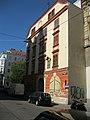 AT-4443 Bürgerhaus Zum goldenen Hasel Große Pfarrgasse 17.JPG
