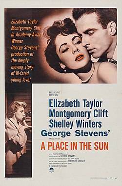 A Place in the Sun (1959 reissue poster).jpg
