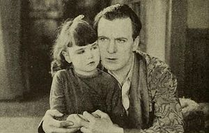 Peaches Jackson - Peaches Jackson and Thomas Meighan in A Prince There Was (1921)