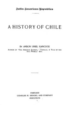 A history of Chile.djvu