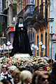 A religious procession in the streets of Santa Cruz de Tenerife (details). Tenerife, Canary Islands, Spain, Southwestern Europe.jpg