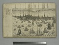 A view of the town of Boston with several ships of war in the harbour. Vol. I (NYPL Hades-118247-54194).tif