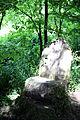 A woodland seat Gibberd Garden Essex England.JPG