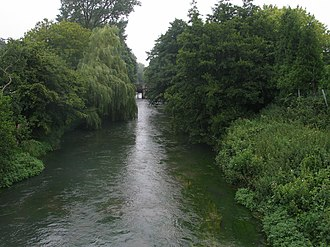 Wizernes - The River Aa