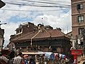 Aakash Bhairabh, Indra Chowk, Kathmandu.jpg