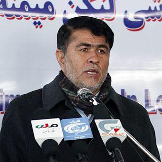 Abdul Haq Shafaq