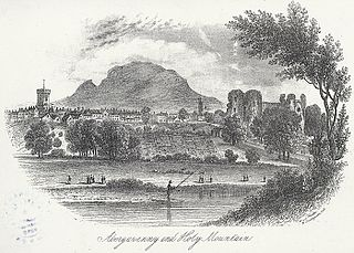 Abergavenny and Holy Mountain