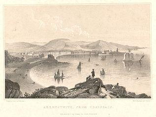 Aberystwith from Craiglais