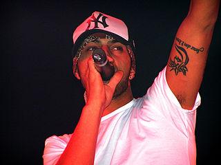 Abz Love British singer, rapper, dancer, and DJ