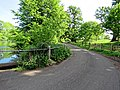 Access road to St Mary's Church, Matching, Essex England 03.jpg