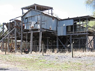 Acland, Queensland - Acland No. 2 Colliery, 2006