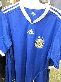76dfb81d899998 Футболка збірної Аргентини з футболу Adidas