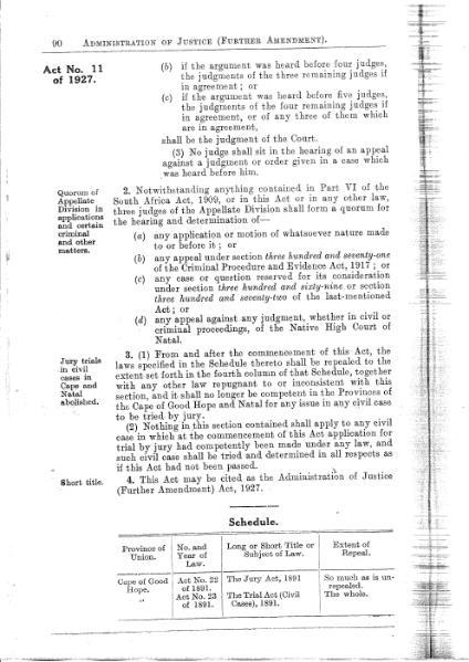 File:Administration of Justice (Further Amendment) Act 1927.djvu