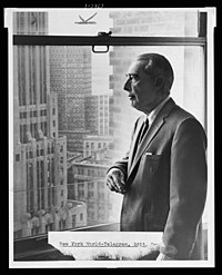 Adolf Augustus Berle, Jr. (1895-1971) with Gardiner Means was a foundational figure of modern corporate governance. Adolf Augustus Berle NYWTS.jpg