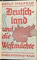Adolf Halfeld Deutschland und die Westmächte 1940 Titel.jpg