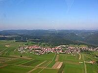 Aerial view of Renquishausen.jpg